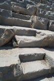 Kamieni kroki kolosseum Zdjęcie Stock
