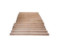 kamieni kroki odizolowywający Zdjęcia Stock