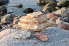 Kamienia wciąż życie Zdjęcia Stock