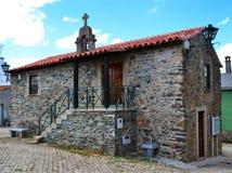 Kamienia wiejski Dom Fotografia Royalty Free