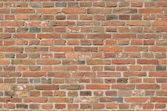 Kamieniarstwo w dzwoniącej trwanie cegły więzi z wygładzonym pointin Fotografia Royalty Free