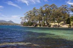 Kamieniarz zatoczka i Carnarvon zatoka zdjęcia royalty free