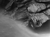 Kamienie w wodzie Obrazy Stock