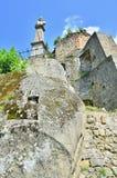 Kamieniec Castle in Odrzykon, Poland Royalty Free Stock Image