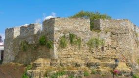 Kamieniec Podolski - eine alte mittelalterliche Stadt voll von Monumenten - Ca Stockbilder