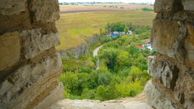 Kamieniec Podolski - an old medieval town full of monuments - ca Stock Image