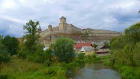 Kamieniec Podolski - an old medieval town full of monuments - ca Stock Photos