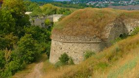 Kamieniec Podolski - an old medieval town full of monuments - ca Royalty Free Stock Photography