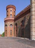 Kamieniec zabkowicki - castle royalty free stock photo