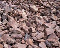 kamieniołom przemysłowych Zdjęcia Stock