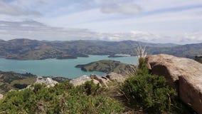 Kamienisty zatoka szczytu widok zbiory