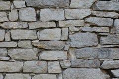 Kamienna ściana antyczny monaster obraz stock