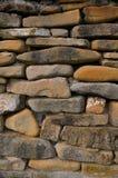 kamienna ściana tło Zdjęcia Royalty Free