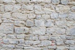 kamienna ściana tekstury stara Zdjęcia Royalty Free