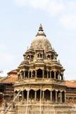 Kamienna świątynia Patan fotografia royalty free