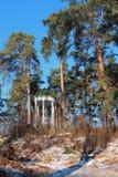 Kamienna altana w ananasarni Jurmala, Latvia Fotografia Royalty Free