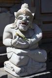 Kamienna Balijczyk statua Obraz Royalty Free