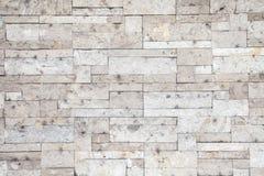 Kamienna blokowa tekstura ściana Obrazy Stock