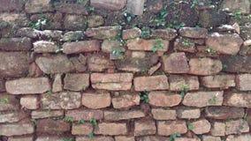 Kamienna cegły ściany tekstura obrazy stock
