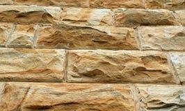 kamienna ściana Fotografia Stock