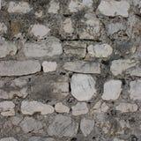 kamienna ściana Obrazy Royalty Free