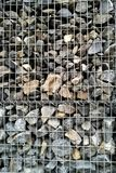 Kamienna ściana, gruz ochrona Obraz Stock