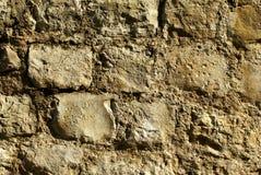 kamienna ściana stara Zdjęcie Royalty Free