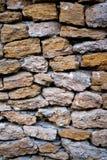 kamienna ściana stara Obrazy Royalty Free