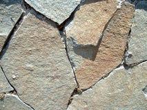 - kamienna ściana tekstury Fotografia Royalty Free