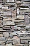 - kamienna ściana tekstury Zdjęcia Stock