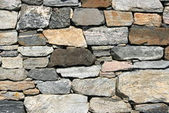 kamienna ściana tło Zdjęcie Stock