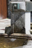 Kamienna fontanna Fotografia Royalty Free