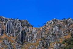 Kamienna góra Fotografia Royalty Free