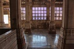 Kamienna jali praca saraceński architektoniczny styl, Makarba Sarkhej Roza, Ahmedabad, Gujarat India Obrazy Royalty Free