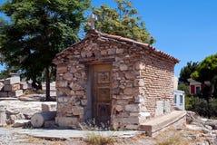 Kamienna kaplica. Zdjęcia Stock