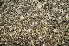 Kamienna mozaika Zdjęcia Stock