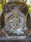 Kamienna rowel świątynia Obraz Royalty Free