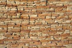 Kamienna stiuk ściana zdjęcia royalty free