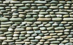 kamienna tło ściana Obraz Royalty Free