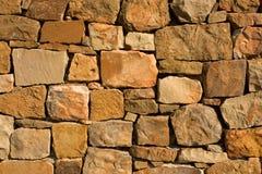 kamienna tło ściana Zdjęcie Stock
