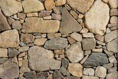Kamienna tekstura i tło, podłoga, ściana Zdjęcie Stock