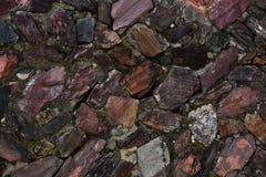 Kamienne ściany Obrazy Royalty Free