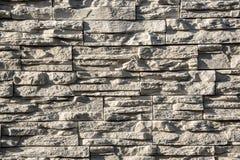 Kamienne ściany Zdjęcia Royalty Free