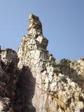 Kamienne igły Zdjęcia Stock