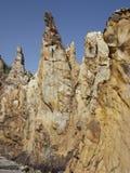 Kamienne igły Zdjęcia Royalty Free