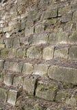 Kamiennego kamieniarstwa ściana Zdjęcia Stock