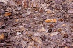 Kamiennego kamieniarstwa tło w starym kasztelu jak zdjęcie royalty free