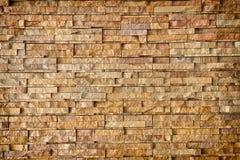 Kamiennej ściany powlekanie Fotografia Royalty Free