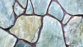 Kamiennej ściany rocznika tekstury tło Obrazy Royalty Free