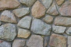 Kamiennej ściany tła mozaika obrazy stock